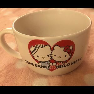 Dear Daniel & Hello Kitty Mug
